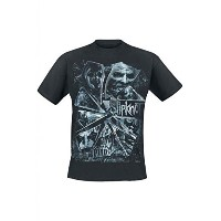 スリップノット Slipknot Broken Glass Devil Inside Tシャツ T-Shirt