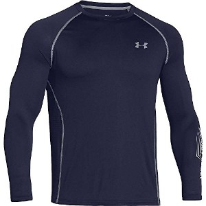 Under Armour Pure Strike Long Sleeve Top – Men 's S ブルー