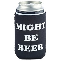 Funny GuyマグカップMight BeネオプレンCoolies One Size ブラック Koozie-27