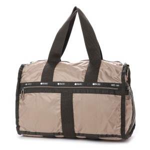 【SALE 30%OFF】レスポートサック LeSportsac CR SMALL WEEKENDER (TRAVERTINE C) レディース