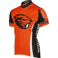 【NCAA Oregon State Beavers Cycling Jersey】 b000hh1be0