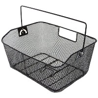 【M-Wave Wide Wire Bicycle Basket by M-Wave】