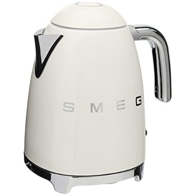 Smeg 1.7-Liter Kettle-Cream by Smeg