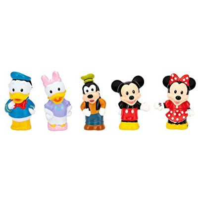フィッシャープライスLittle People Magic of Disney Figure Pack ( 5 Figures )