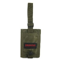 (ブリーフィング)BRIEFING ネームホルダー BRF216219 NAME HOLDER 【068】RANGER-GREEN