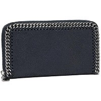 (ステラマッカートニー) STELLA McCARTNEY バッグ 434750 W9132 4061 ファラベラ FALABELLA ZIP AROUND WALLET 長財布 NAVY...
