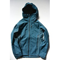 HOUDINI フーディニ Men's Ascent Ride Jacket(abyss green)メンズ アセント ライド ジャケット