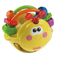 Fisher-Price Go Baby Go Gigglin' Bee Ball by Fisher-Price