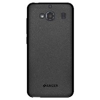 Amzer Pudding Soft Gel TPU Skin Fit Case Cover for Xiaomi Redmi 2 - Retail Packaging - Black by...