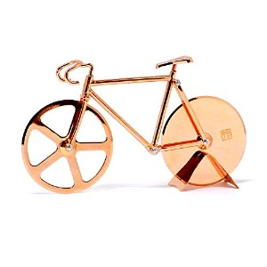 "Fixie Pizza Cutter ""Copper"" フィクシーピザカッター""コッパー"""