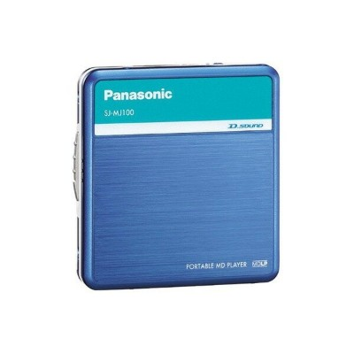 【中古 保証付】Panasonic MD SJ-MJ100