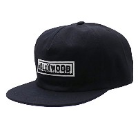 Ron Herman(ロンハーマン) x Cooperstown Ball Cap(クーパーズタウン) Hollywood Patch Cap (キャップ) BLACK 265-000986-011...