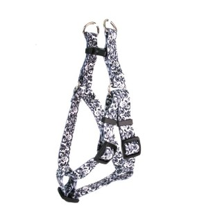 Yellow Dog Design SI-DAM101S Damask Step-In Harness - Small