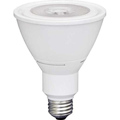 MONUMENT 299751 Led Par30 14W Narrow Beam Flood, Dimmable, 25,000 Hours Average Life, 3000K, Ul...