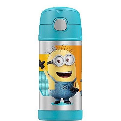High Quality Funtainer 12 Ounce Bottle, Minions