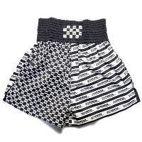 rvddw x 100A WORKOUT SHORTS (総柄, S)