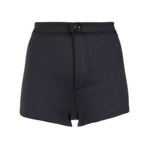 Amir Slama high waisted shorts - ブラック