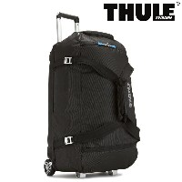 THULE スーリー キャリーバッグ TCRD-2 ブラック 【 Crossover 87 Liter Rolling Duffel 】【 ソフト キャリーケース スーツケース 】 【即日発送】