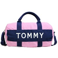 TOMMY HILFIGER(トミーヒルフィガー) ミニボストンバッグ 『MINI DUFFLE』6922644-692(PINK CADILLAC) [並行輸入品]