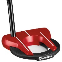 TaylorMade Spider Arc Red Putter【ゴルフ ゴルフクラブ>パター】