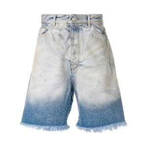 Golden Goose Deluxe Brand classic denim shorts - ブルー