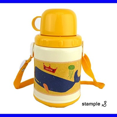 STAMPLE(スタンプル) 水筒 380ml 380ml,A
