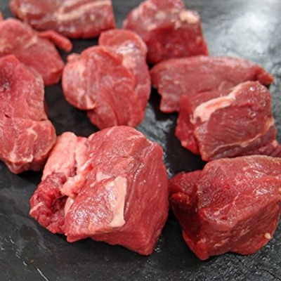 訳あり牛ヒレダイスカットステーキ400g newzealand glass fed beef tenderloin diced 400g