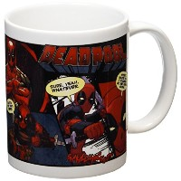 "Pyramid International ""deadpool (comic)"" Official Boxed Ceramic Coffee/tea Mug,"