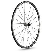 DT Swiss R24 Spline db 700c Front Wheel 15mm Thru Axle Center Lock Disc by DT Swiss