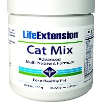 海外直送品 Life Extension Cat Mix, 100 grams
