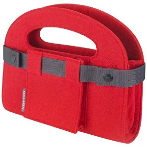 Maclaren Mini Utility Tote, Scarlet Felt (Discontinued by Manufacturer) by Maclaren