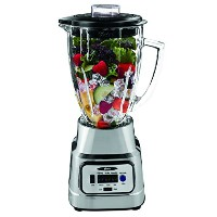 Oster Pureブレンド300 Blender with Glass Jar – ブラシニッケルby Oster