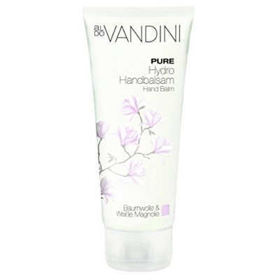 Aldo Vandini Pure Hydro Handbalsam Baumwolle & Weiテ歹 Magnolie 100 ml