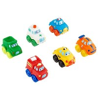 Bruin Mini City Soft Cars by Babies R Us