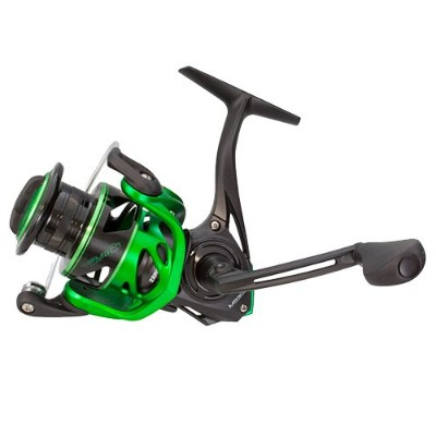 Lew 's釣りms400Ambidextrous Lews Mach Speed Spin Spinning Reel , 35インチ