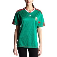 Mexico Home Soccer Jersey Women 's グリーン