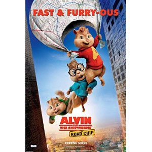 "Alvin and the Chipmunks : The Roadチップ – 24 "" x 36 ""ムービーポスターon光沢フォト用紙厚さ8 ) Alvin , Theodore , and..."