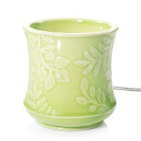 Yankee CandleオリーブTendril withタイマーScenterpiece Easy MeltCup Warmer