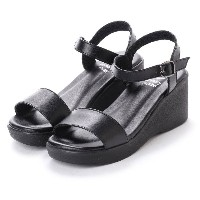 ドクター ショール Dr.Scholl Dr.Scholl One Strap Sandals (Black) レディース