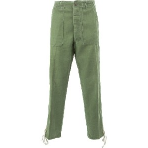 Myar cropped cargo trousers - グリーン