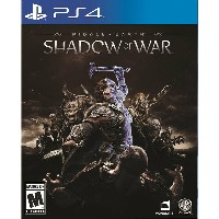 Middle-Earth: Shadow Of War (輸入版:北米) - PS4
