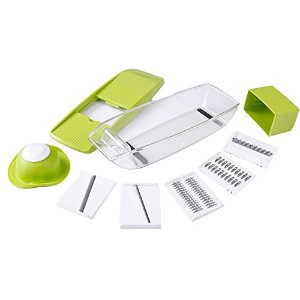 Shule Vegetable Slicer with 5カッター