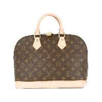 Louis Vuitton Vintage Alma monogram handbag - ブラウン