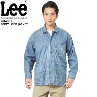 Lee リー AUTHENTIC WORK WEAR LM4803-346 BOXY LOCO ジャケット USED加工