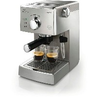 サエコ エスプレッソマシン Phillips Saeco HD8327/47 Poemia Top Espresso Machine