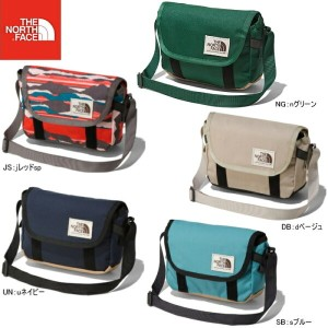 【SALE:10%OFF】ザ・ノースフェイス ショルダーポーチ キッズ THE NORTH FACE K Shoulder Pouch NMJ71753 ショルダーバッグ