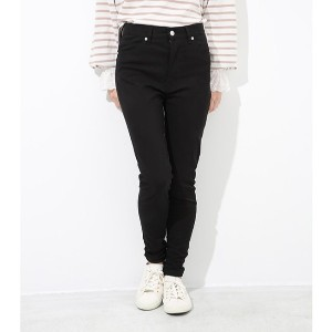 Style Up Jeans(黒)【ワンアフターアナザー ナイスクラップ/one after another NICE CLAUP レディス その他(パンツ) ブラック ルミネ LUMINE】