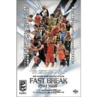 BBM×B.LEAGUE TRADING CARDS 2017-18 SEASON FAST BREAK 2nd Half BOX