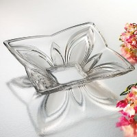 Studio Silversmiths Large SquareコンポートLaurie