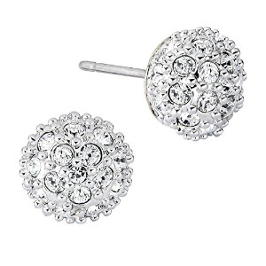 スワロフスキーEmma Pierced Earrings -1730583